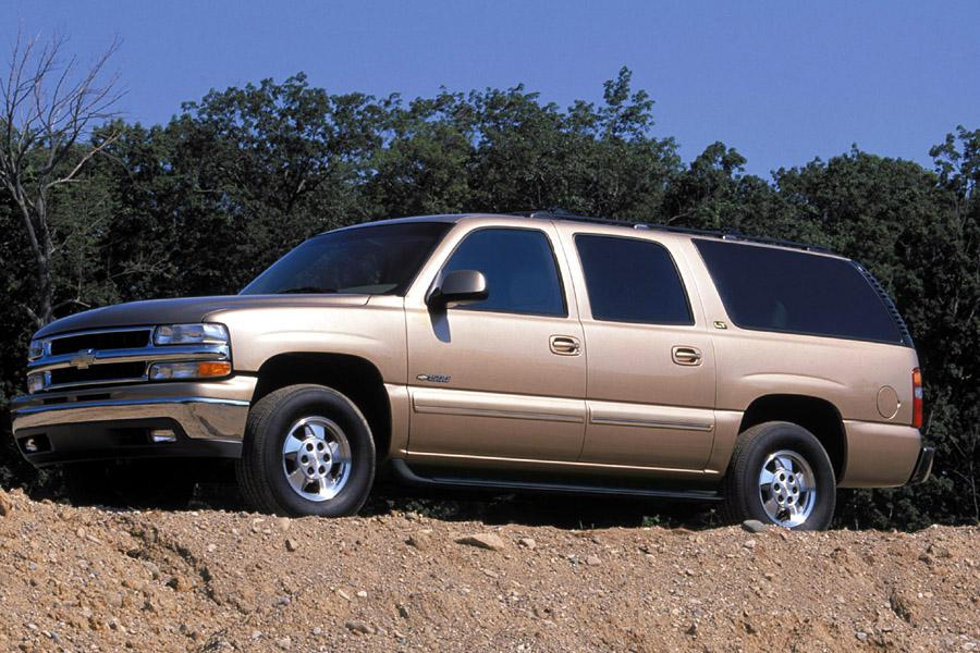 2001 Chevrolet Suburban Photo 2 of 11