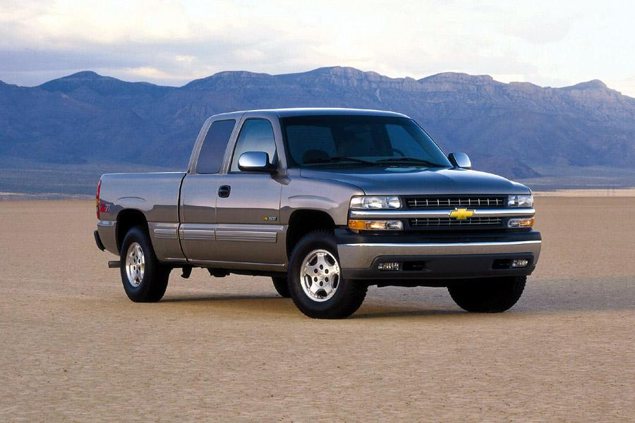2001 Chevrolet Silverado 1500 Photo 5 of 19