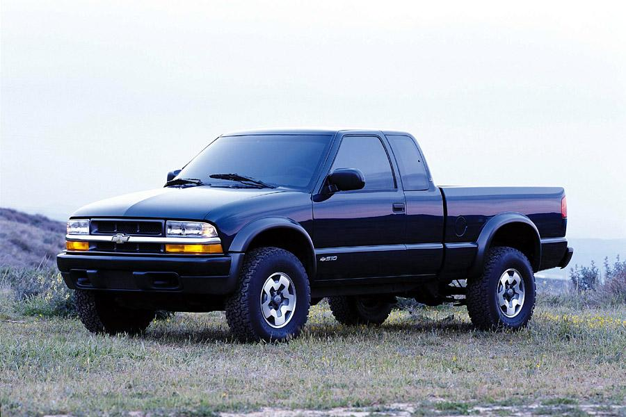 2001 Chevrolet S 10 Reviews Specs And Prices Cars Com