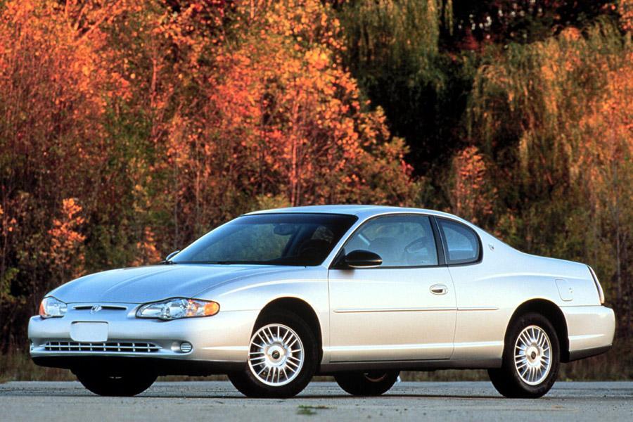 2001 Chevrolet Monte Carlo Photo 2 of 10