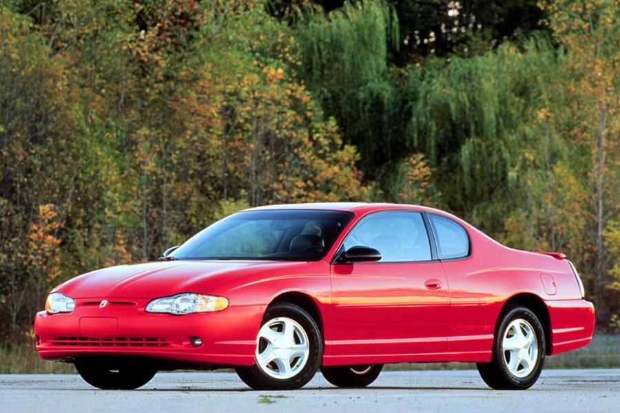 2001 Chevrolet Monte Carlo Photo 4 of 10