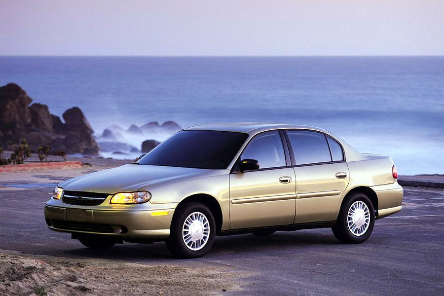 malibu 2001 chevrolet cars specs