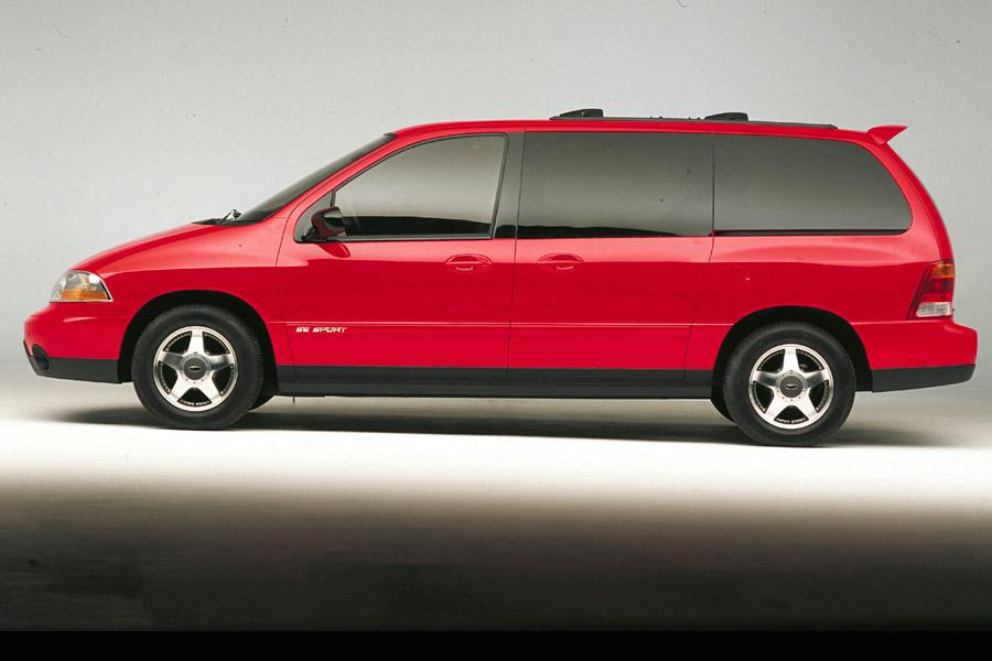 ford windstar overview carscom