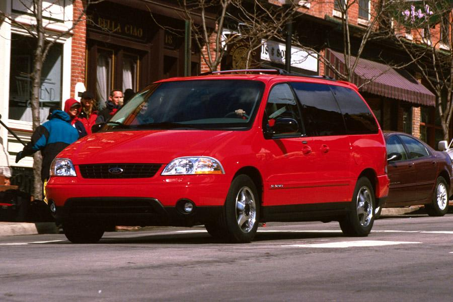 2001 Ford Windstar Photo 2 of 6