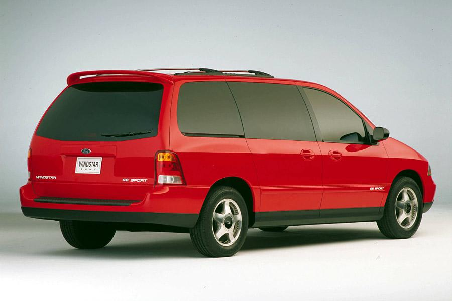 2001 Ford Windstar Photo 5 of 6