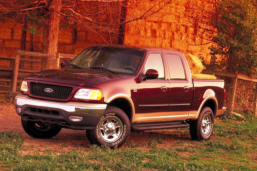 2001 Ford F-150 Photo 2 of 4