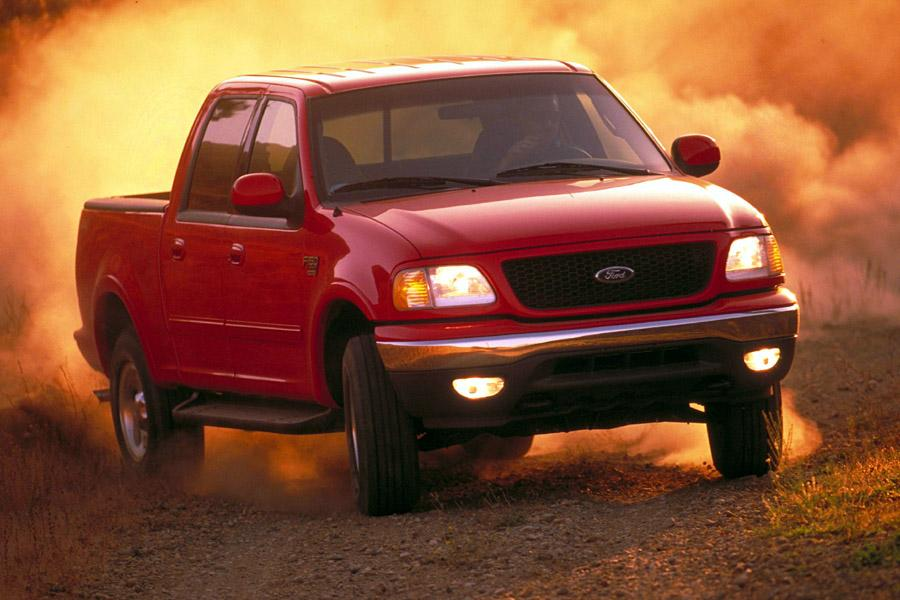 2001 Ford F-150 Photo 3 of 4