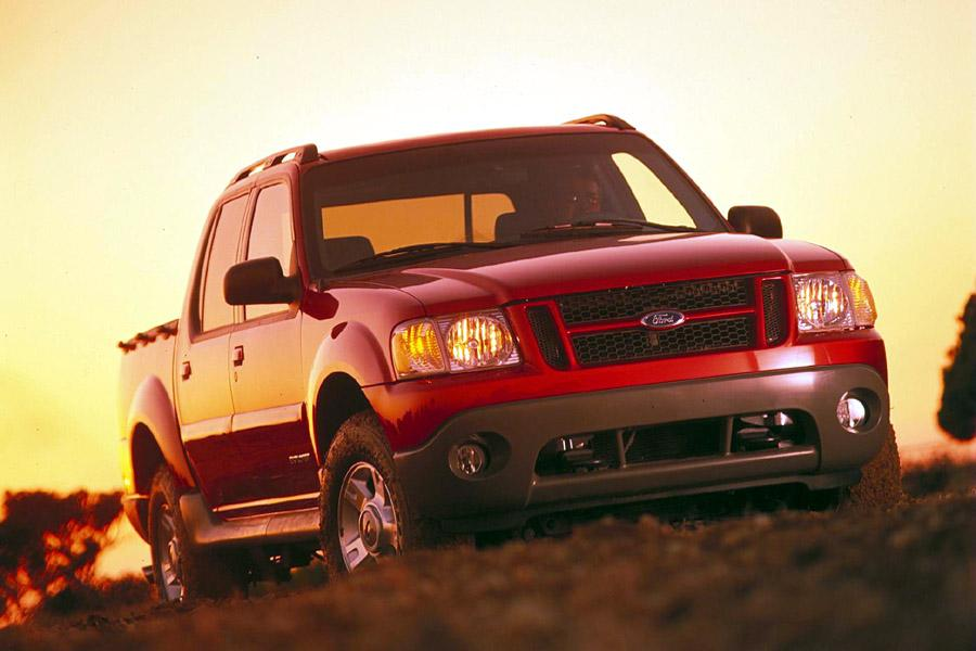 2001 Ford Explorer Sport Trac Photo 4 of 13