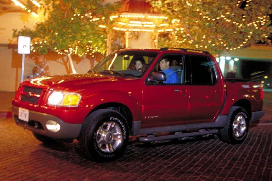 2001 Ford Explorer Sport Trac Photo 3 of 13