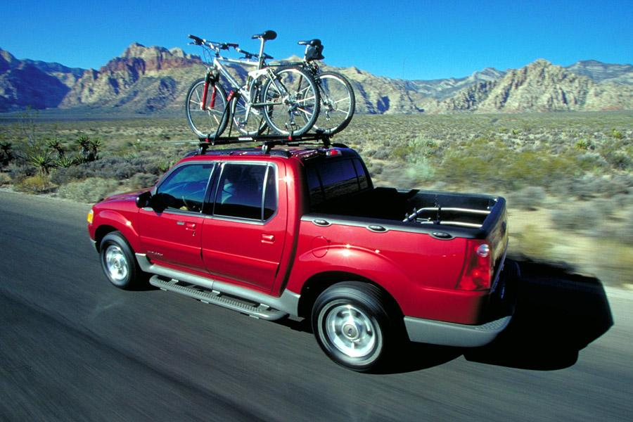 2001 Ford Explorer Sport Trac Photo 5 of 13