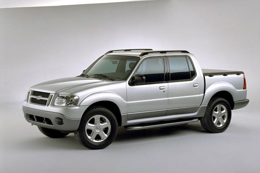 2001 Ford Explorer Sport Trac Photo 6 of 13
