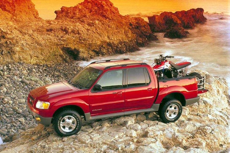 2001 Ford Explorer Sport Trac Photo 2 of 13