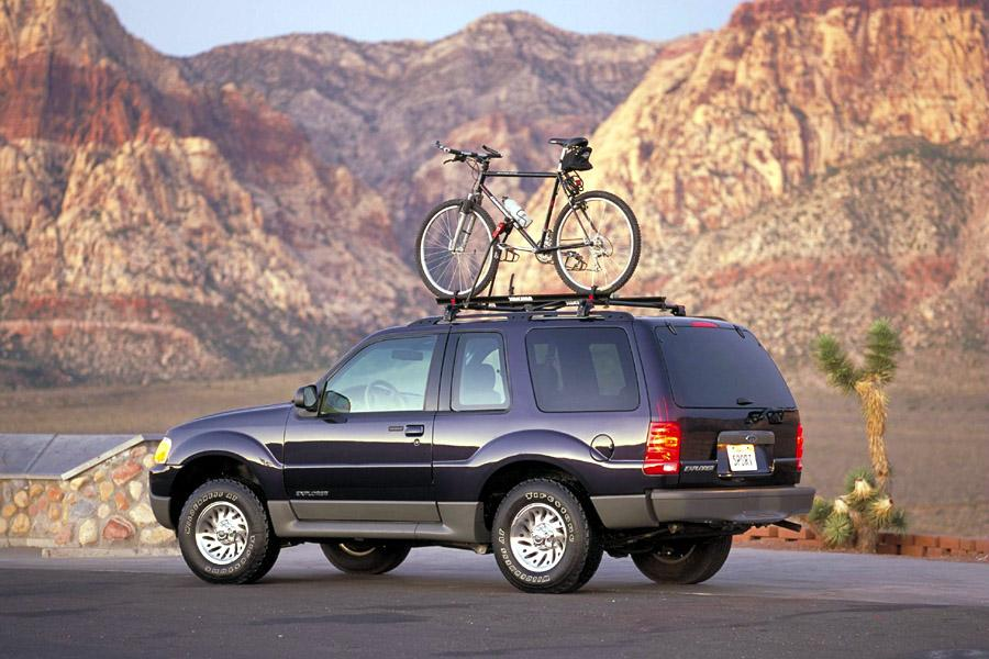 2001 Ford Explorer Sport Photo 5 of 8