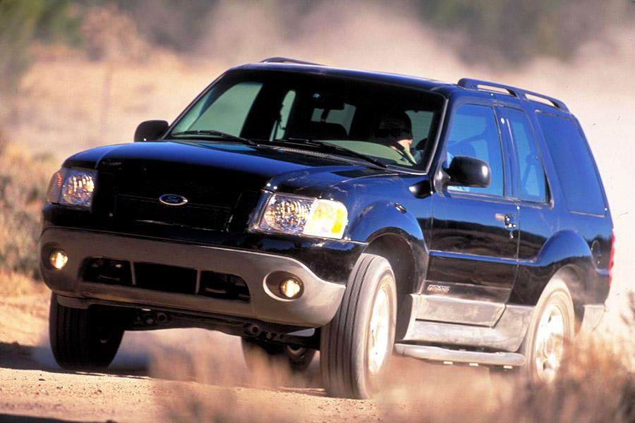 2001 Ford Explorer Sport Photo 6 of 8