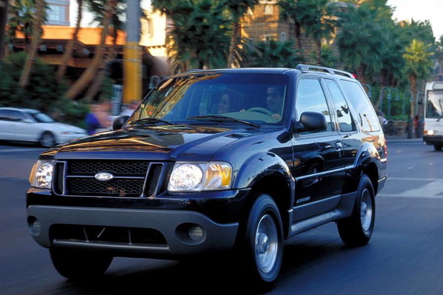2001 Ford Explorer Sport Photo 4 of 8
