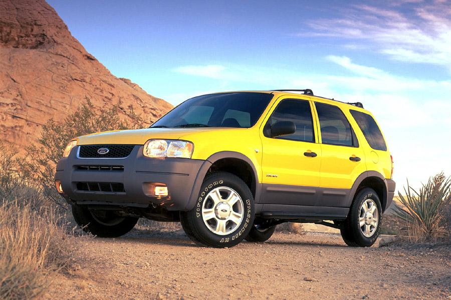 2001 Ford Escape Photo 4 of 7