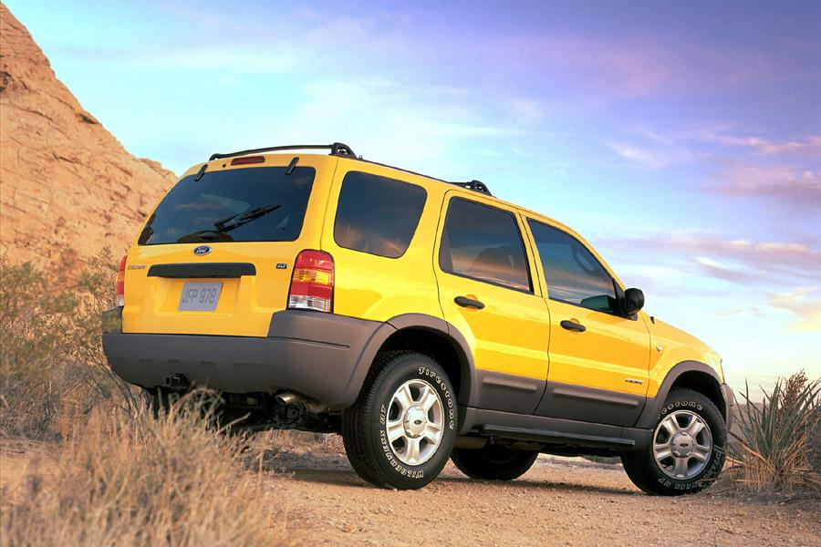 2001 Ford Escape Photo 2 of 7