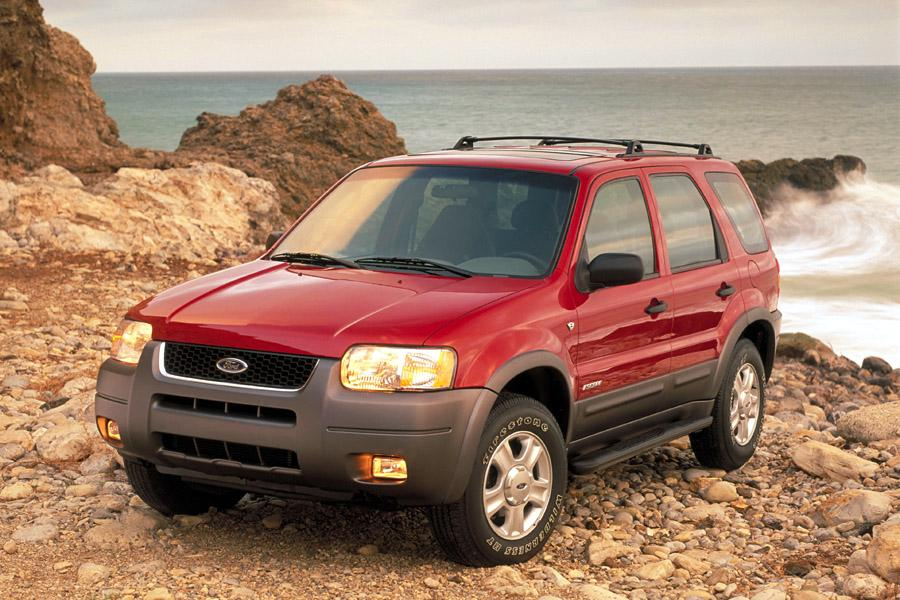 2001 Ford Escape Photo 3 of 7