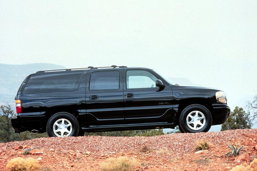 2001 GMC Yukon XL Photo 3 of 14