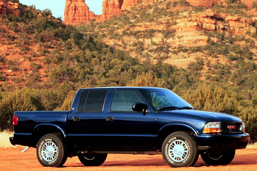 2001 GMC Sonoma Photo 6 of 7