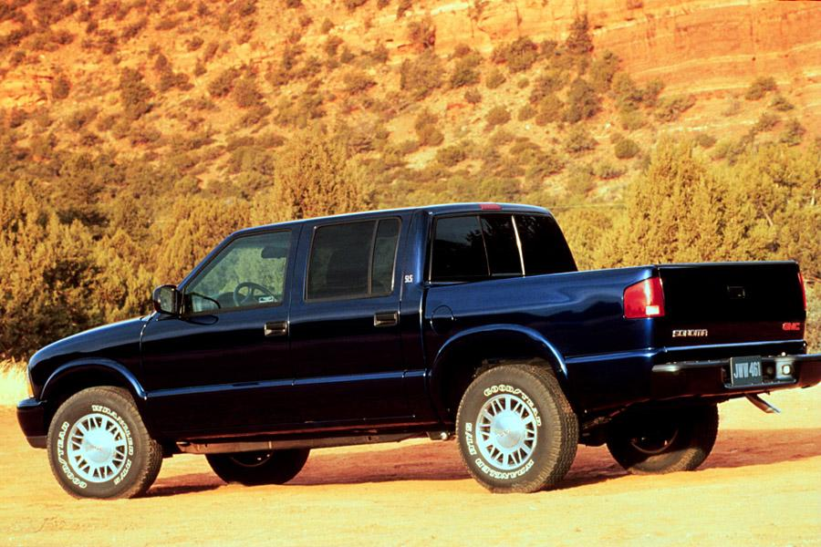 2001 GMC Sonoma Photo 4 of 7