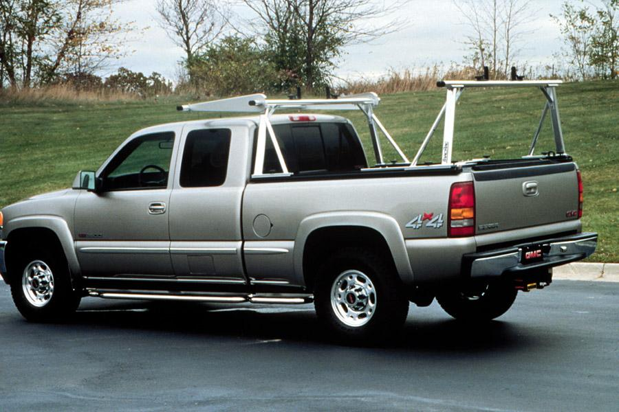 2001 GMC Sierra 1500 Photo 2 of 20
