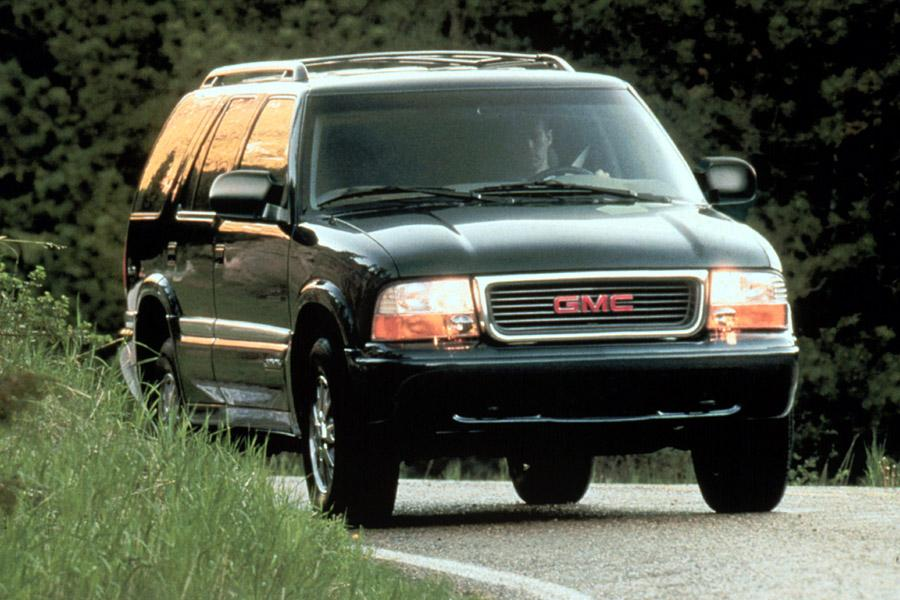 2001 GMC Jimmy Photo 1 of 5