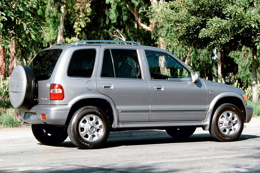 2001 Kia Sportage Photo 4 of 9