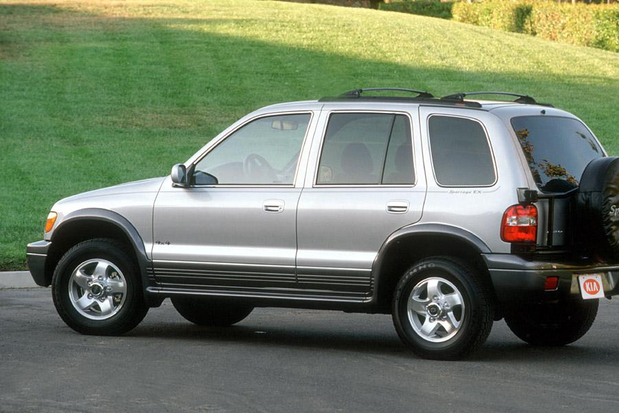 2001 Kia Sportage Photo 6 of 9