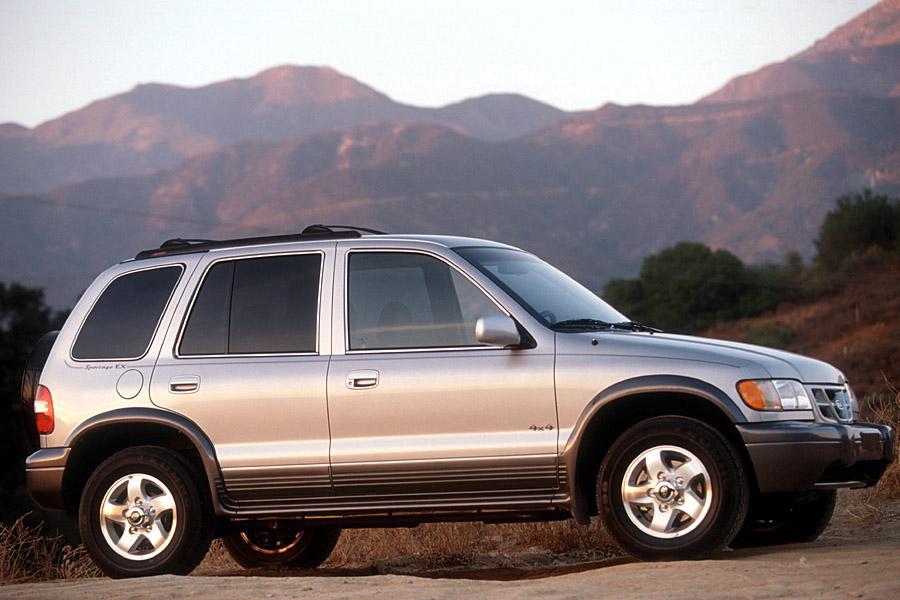 2001 Kia Sportage Reviews Specs And Prices Cars Com