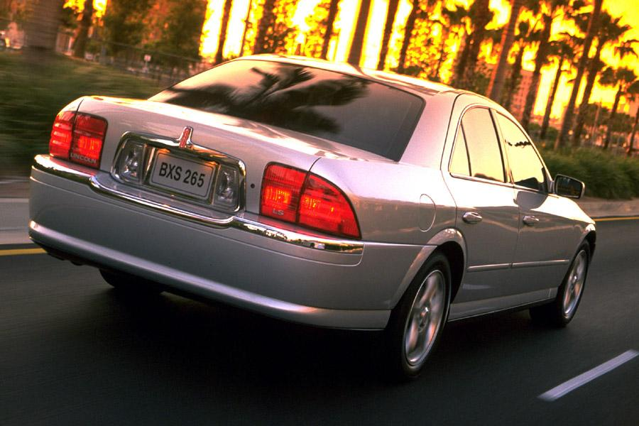 2000 Lincoln LS Photo 4 of 9