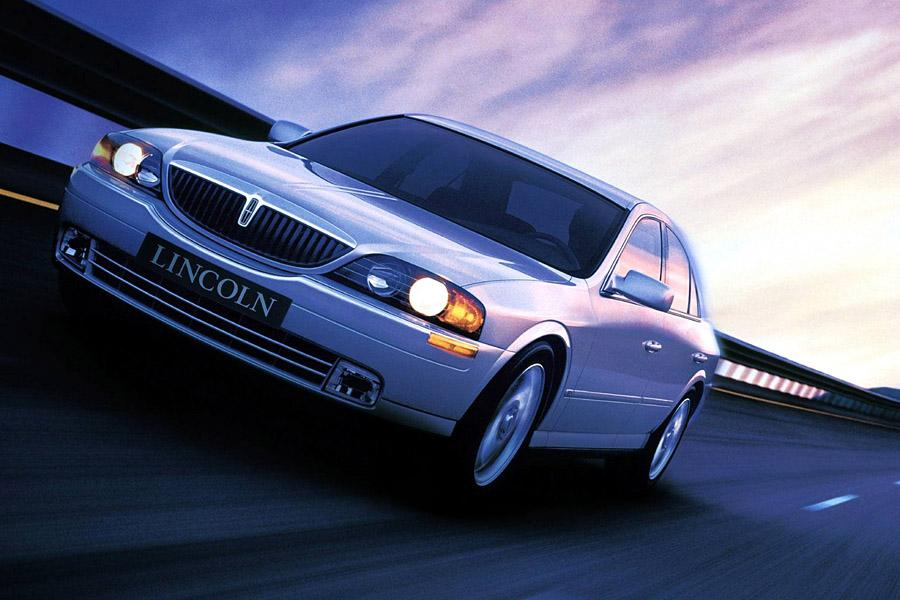 2000 Lincoln LS Photo 3 of 9