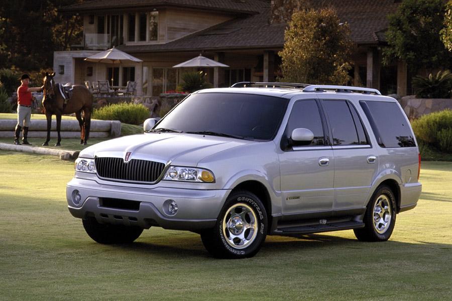 2000 Lincoln Navigator Photo 3 of 4