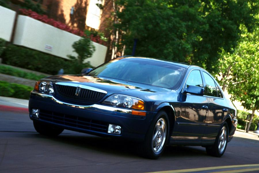 2001 Lincoln LS Photo 5 of 14