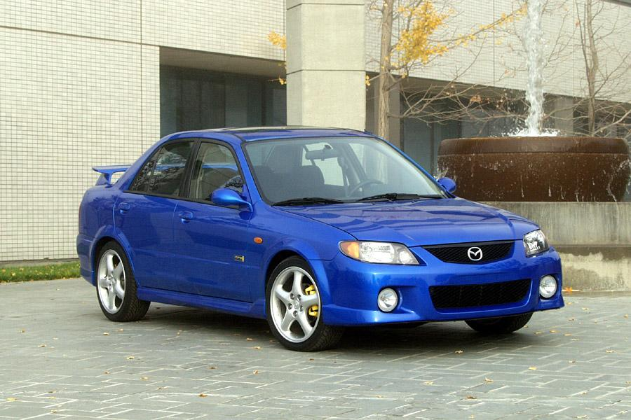 2001 mazda protege repair manual