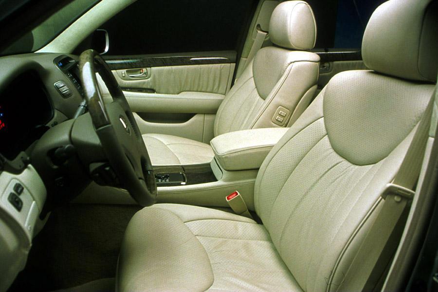 2001 Lexus LS 430 Photo 5 of 5