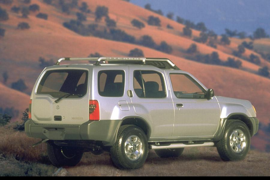 2000 Nissan Xterra Photo 3 of 5