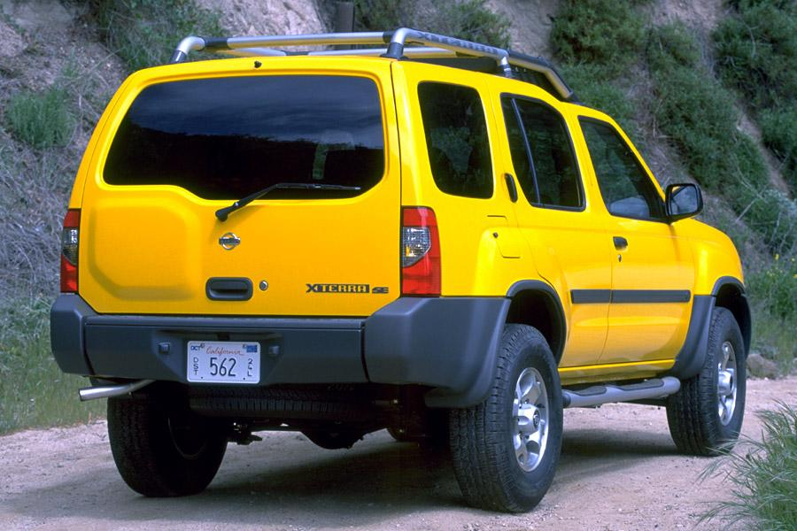 2000 Nissan Xterra Photo 1 of 5