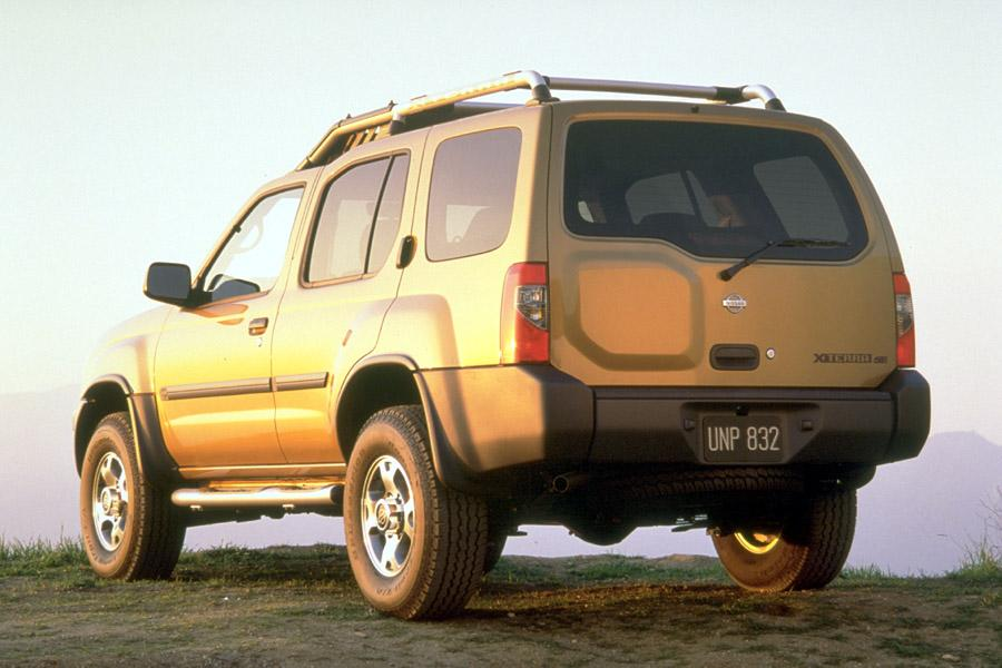 2000 Nissan Xterra Photo 4 of 5