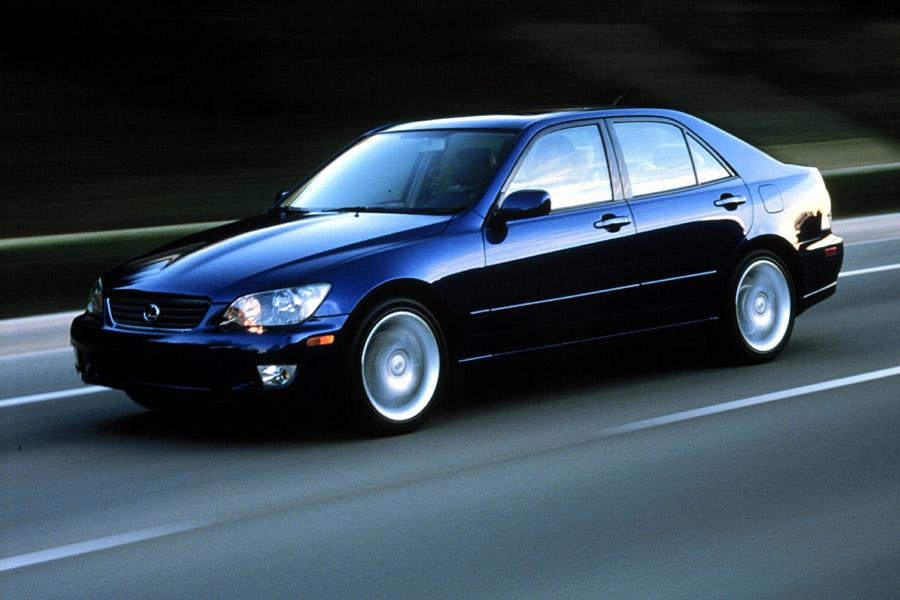 2001 Lexus IS 300 Photo 5 of 9
