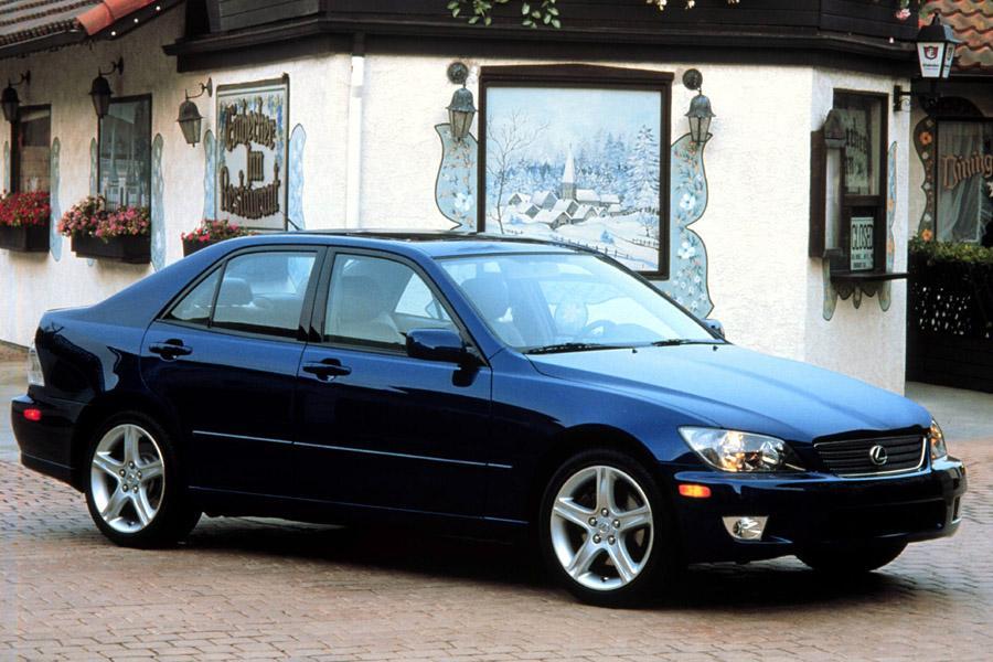 2001 Lexus IS 300 Photo 6 of 9