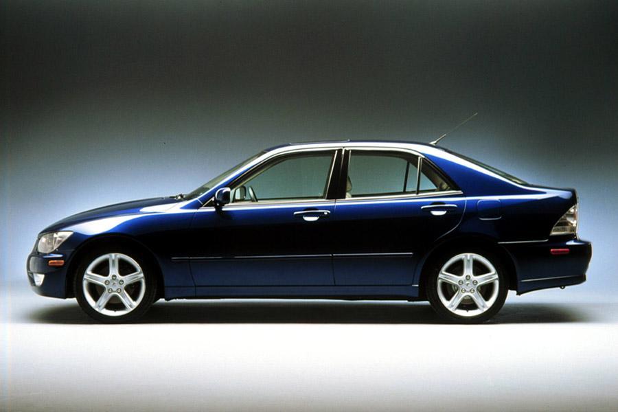 2001 Lexus IS 300 Photo 4 of 9