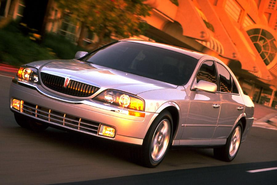 2000 Lincoln LS Photo 2 of 9