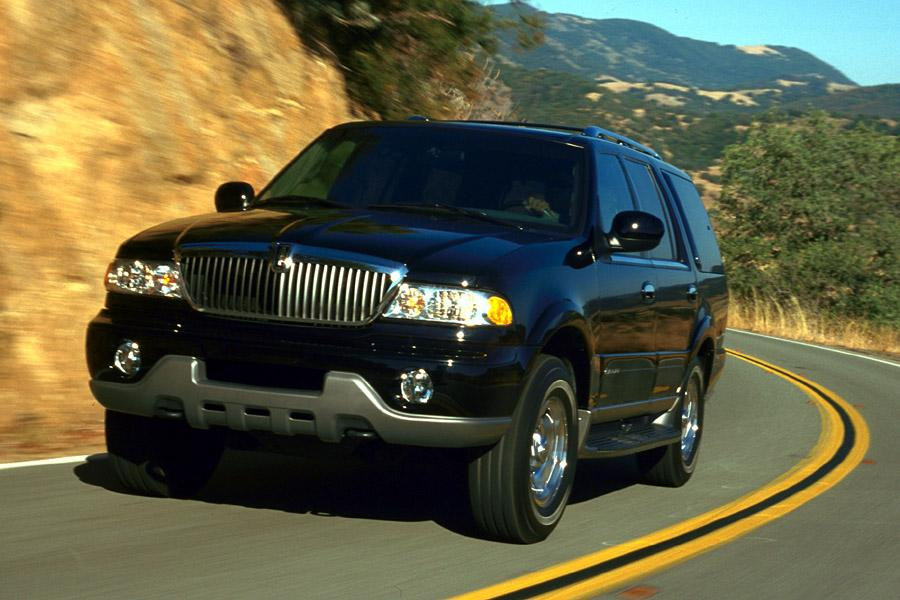 2001 Lincoln Navigator Photo 5 of 16