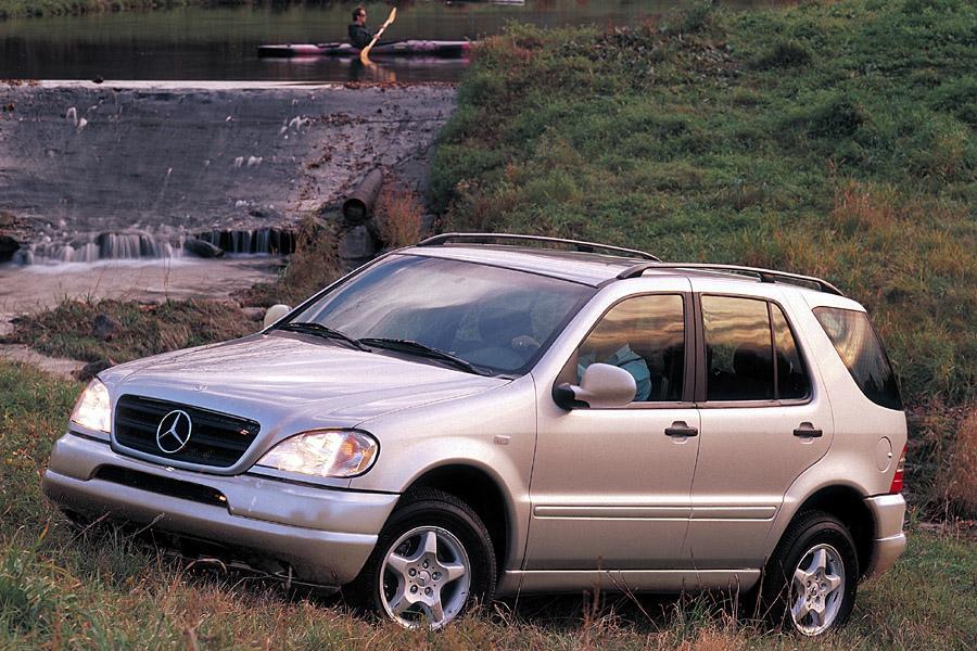 2001 Mercedes-Benz M-Class Photo 2 of 5