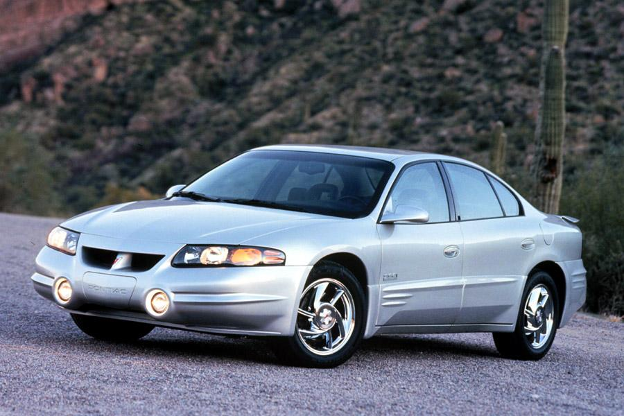 2000 Pontiac Bonneville Photo 4 of 8