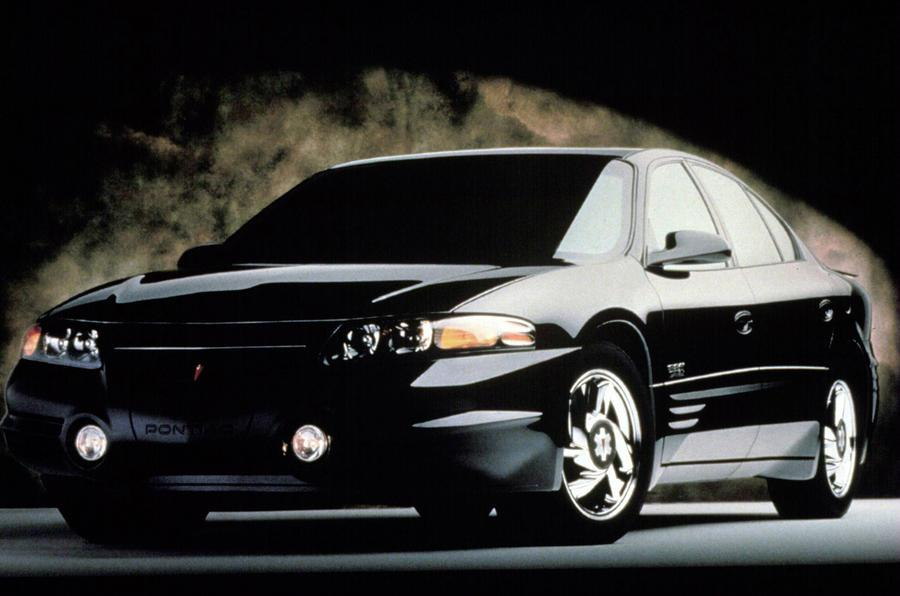 2000 Pontiac Bonneville Photo 3 of 8