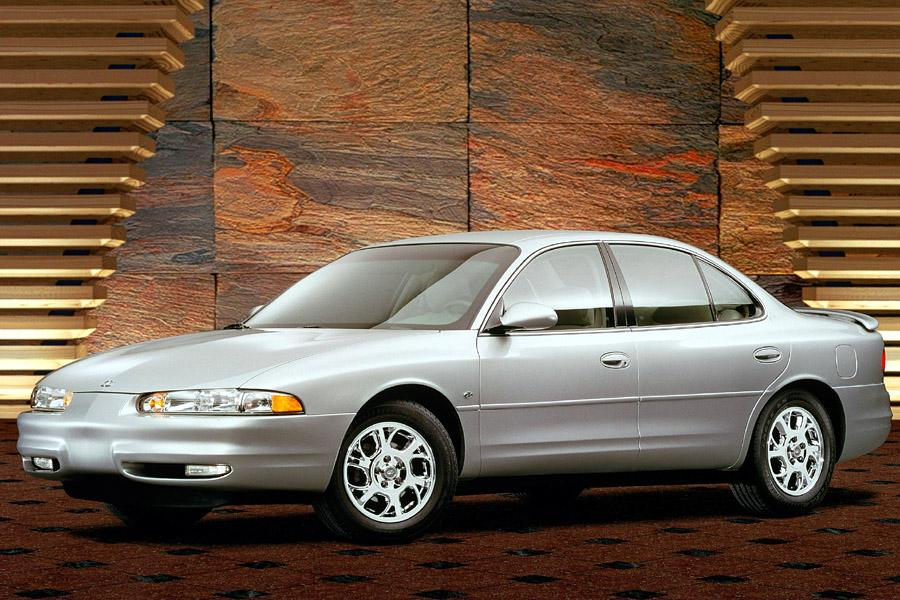 2000 Oldsmobile Intrigue Photo 3 of 4