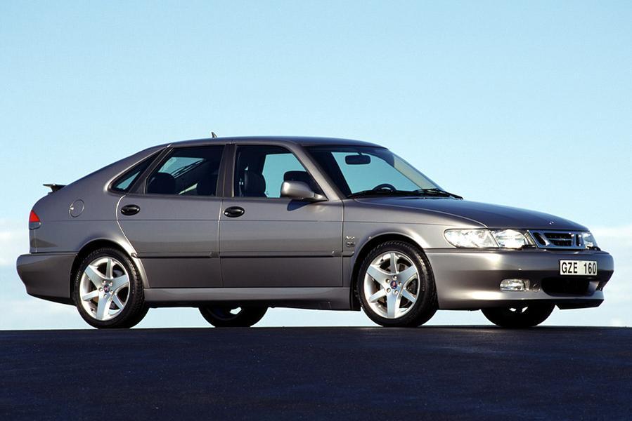 2001 Saab 9-3 Photo 2 of 36