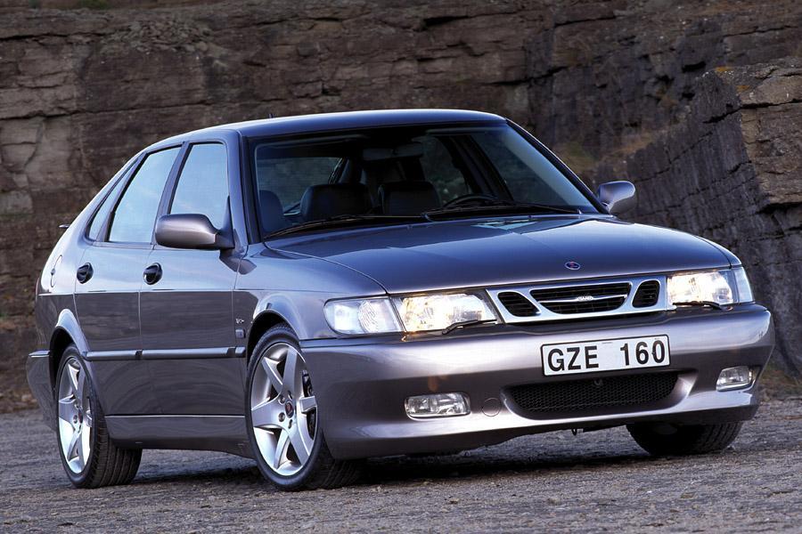 2001 Saab 9-3 Photo 6 of 36